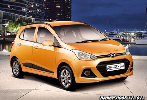 Hyundai Grand i10 Hải Phòng
