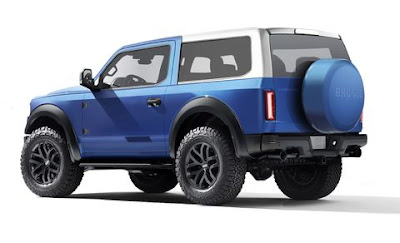 2021 Ford Bronco Review, Specs, Price