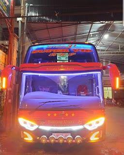Medan Prabumulih dengan naik bus singgah ke dumai dahulu