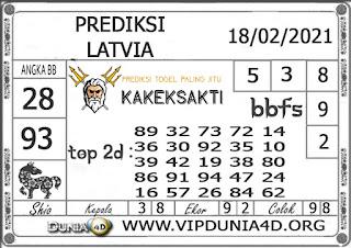 Prediksi Togel LATVIA DUNIA4D 18 FEBRUARI 2021