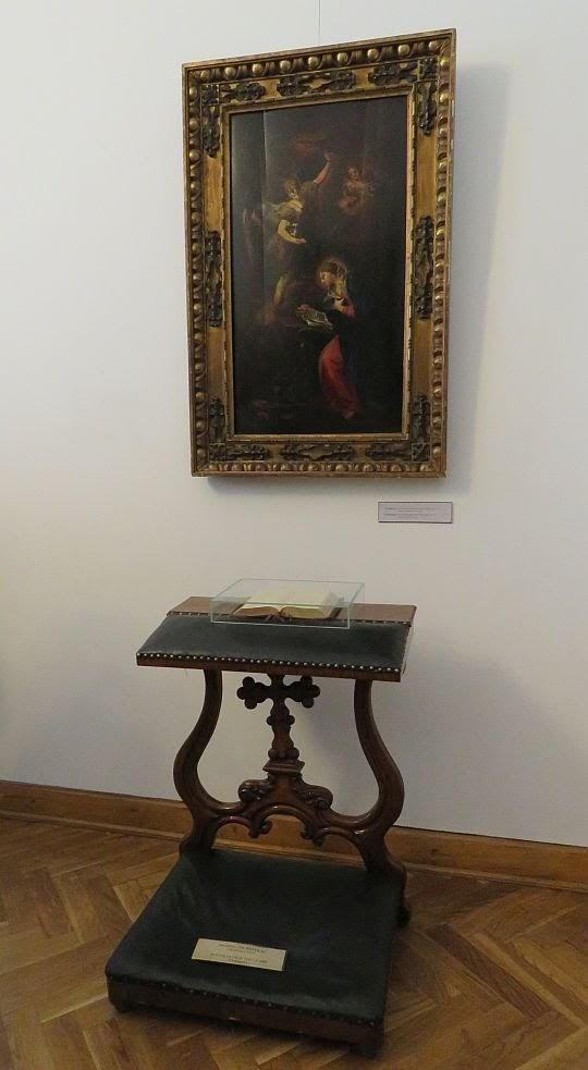 Ekspozycja pamiątek z czasów Karola Wojtyły - księdza i biskupa.