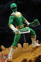 Power Rangers Lightning Collection Zeo Green Ranger 32