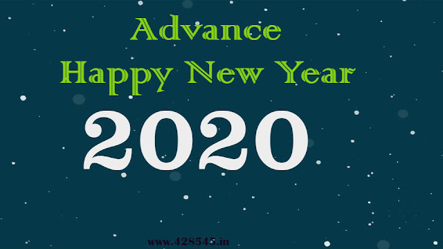 advance new year wishes in hindi 2020