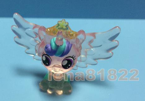 MLP Explore Equestria Crystal Empire Playset Baby Flurry Heart Figure