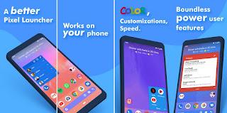 Aplikasi Launcher Gratis Tanpa iklan