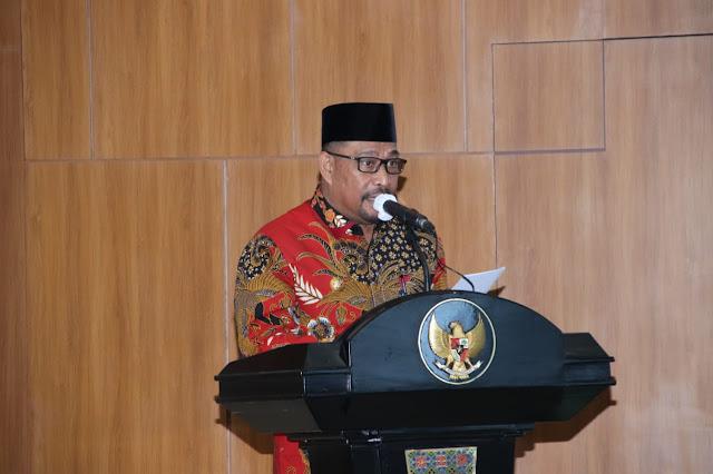Murad Ismail Penawaran Terbaru Skema PI 10 Persen Blok Masela ke Pemprov Maluku