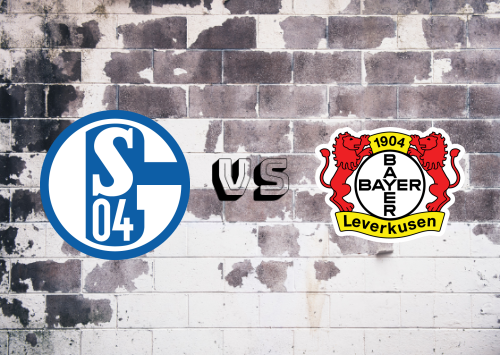 Schalke 04 vs Bayer Leverkusen  Resumen