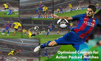 PES2017  PRO EVOLUTION SOCCER Data +  Mod Apk For Android