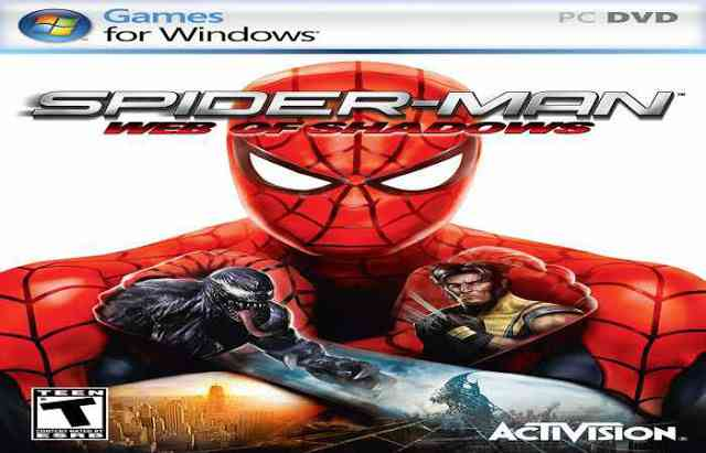 Spider-Man Web Of Shadow GamesOnly4U