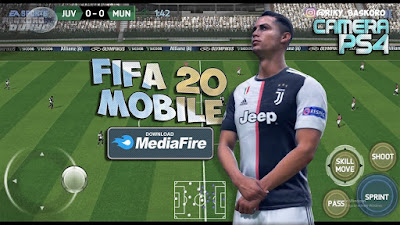 GAMEPLAY FIFA 20 ANDROID OFFLINE MOD