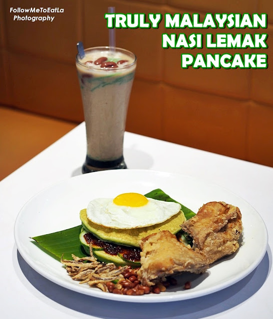 Pancake House 'Truly Malaysian Nasi Lemak' MERDEKA PROMOTION