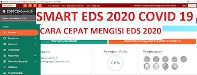 Smart EDS 2020 covid-19