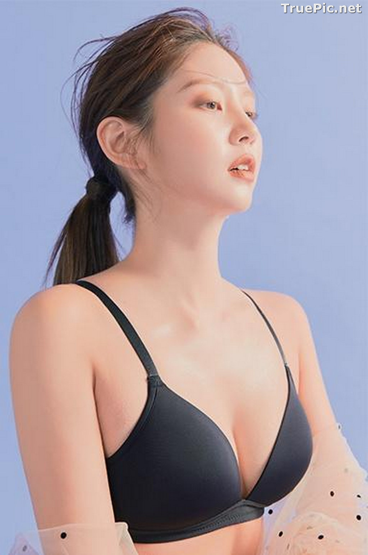 Image Korean Fashion Model – Lee Chae Eun (이채은) – Come On Vincent Lingerie #8 - TruePic.net - Picture-8