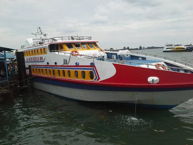 Pelabuhan Sekupang