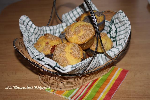 """Taste of Milano, secondo """"Taste"""": Muffin con Prosciutto Cotto Lenti&Lode e Scamorza"""