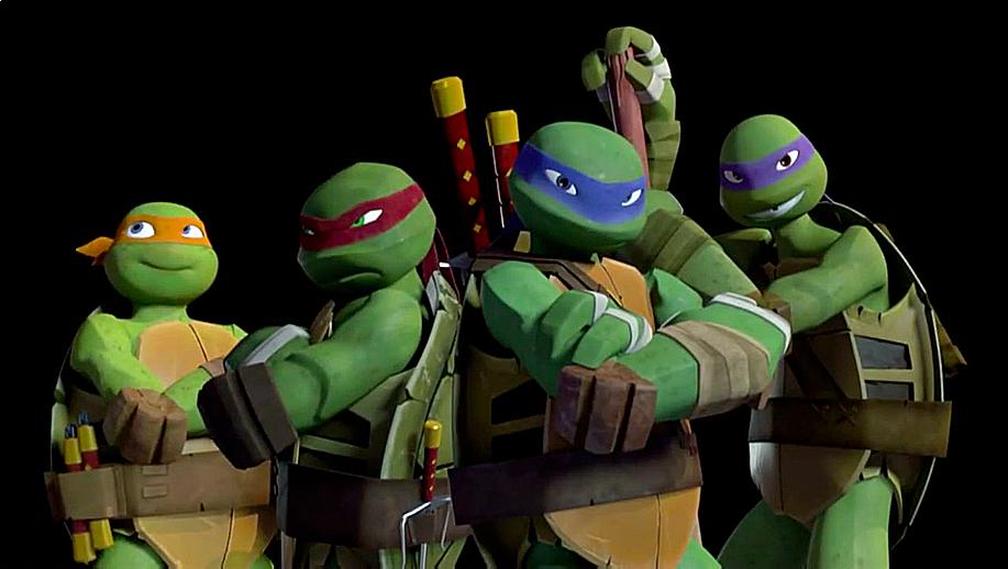 Rise of the Teenage Mutant Ninja Turtles Full Cast Revealed.