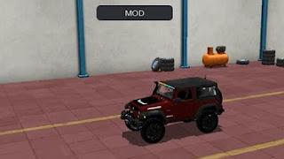 Mod Mobil jeep