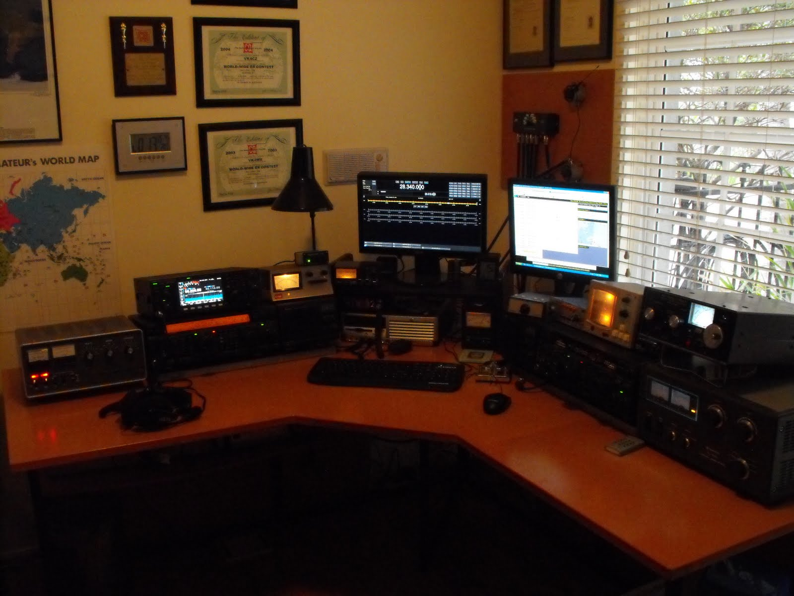 Amateur Radio Station Wb4omm: 50MHz And Contest Amateur Radio Station: October 2011