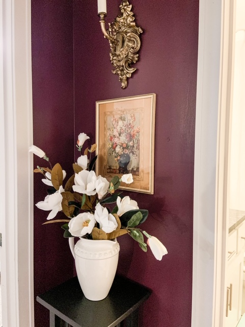 Frinjal by farrow and ball