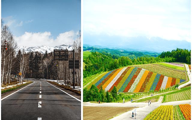 Hokkaido(北海道)-Japan