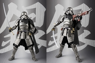 Star Wars Captain Phasma Meisho Movie Realization Action Figures