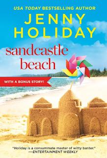 Book Review: Sandcastle Beach (Matchmaker Bay #3) by Jenny Holiday