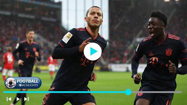 Mainz 05 vs Bayern München – Highlights