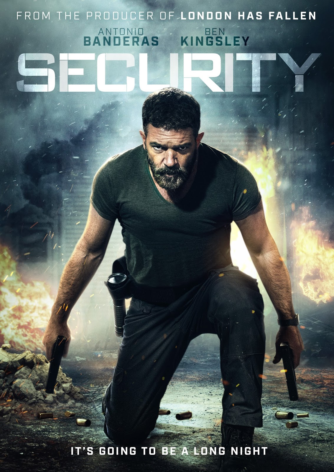 Security (2017) WEBRip  Full Movie Cover