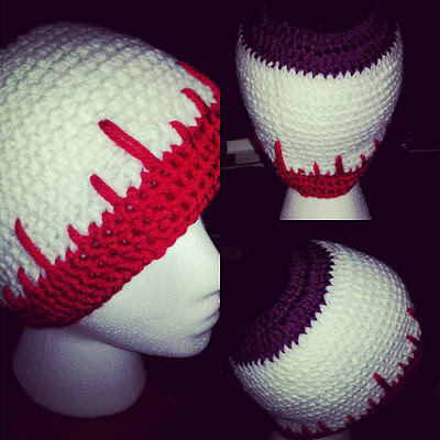 Eye See You! Eyeball Beanie -- Free Crochet Pattern