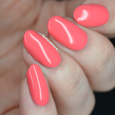Barry M Pink Grapefuit