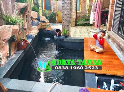 Tukang Kolam Cimanggu Bogor | Jasa Tukang kolam minimalis di cimanggu - SuryaTaman