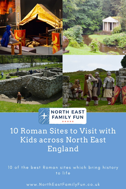 to Visit with Kids across North East England