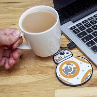 Geschenkideen aus dem Onlineshop Radbag.de - USB Tassenwärmer