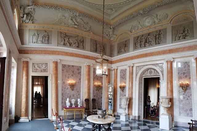 Palacio Wilanów Varsovia estancias