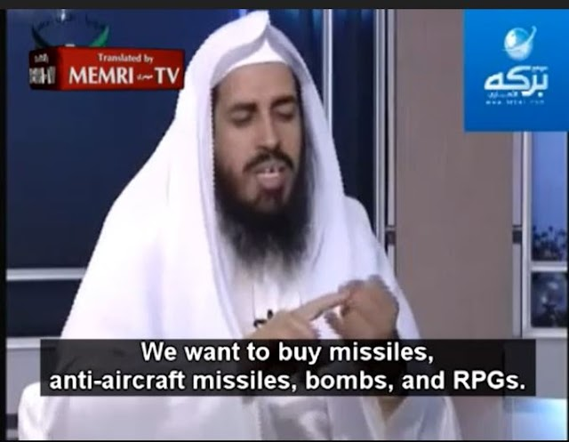 Kuwaiti Islamist Buys Weapons for Jihad in Syria, Praises Alawite Slaughter