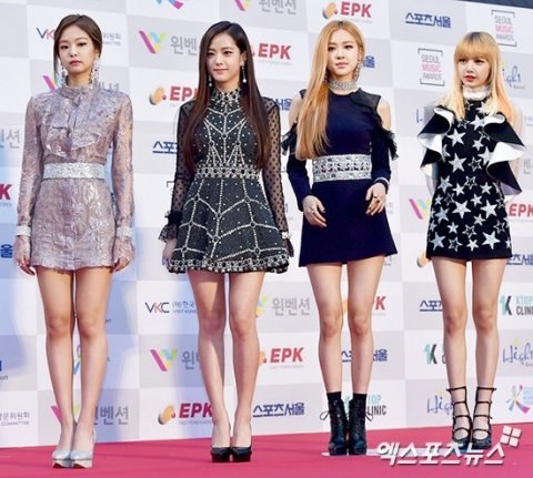 BLACKPINK FASHION IN PANN - BlackPinkbuzz