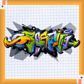 How to Draw Graffiti Advanced APK v1.0 Latest Version