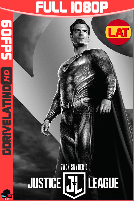 La Liga de la Justicia de Zack Snyder (2021) BDRip 1080p (60 FPS) Latino-Ingles MKV