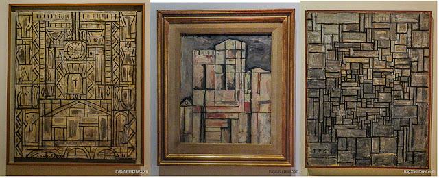 Torres García no Museu Nacional de Belas Artes de Buenos Aires (MNBA)