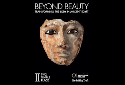'Beyond Beauty: Transforming the body in ancient Egypt' at the Two Temple Place in London