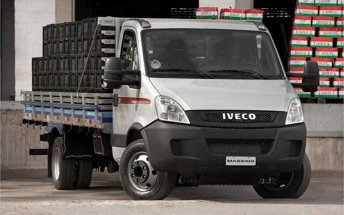 Iveco Daily é eleito o melhor comercial leve do Brasil