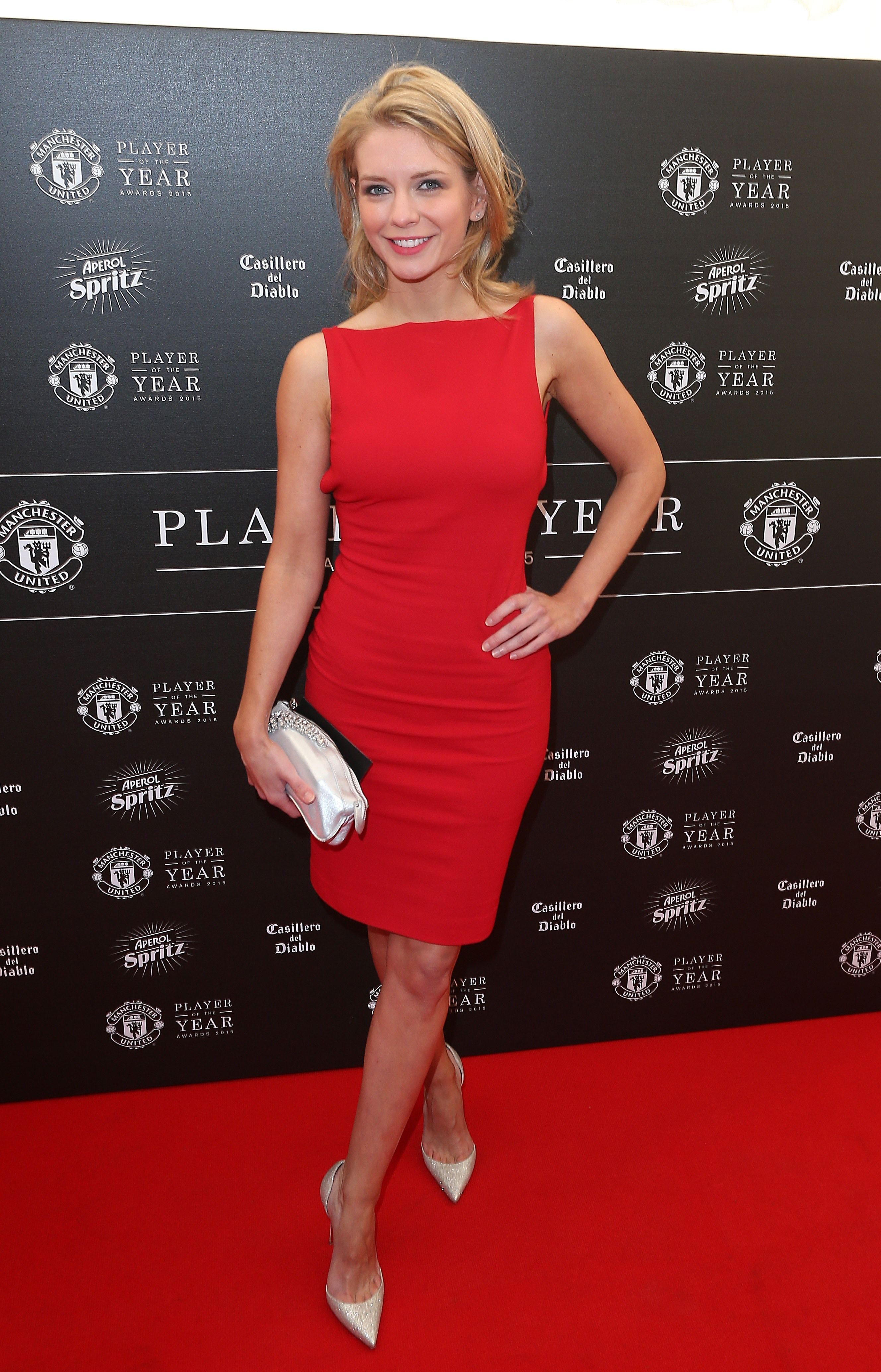 The Toe Cleavage Blog Red Dress Rachel Riley