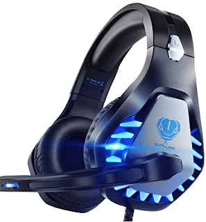 Auriculares Gaming Pacrate