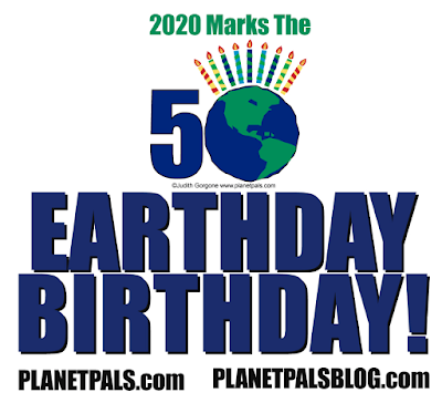 Happy Healthy Hopeful Earth Day 2020 50th Anniversary!