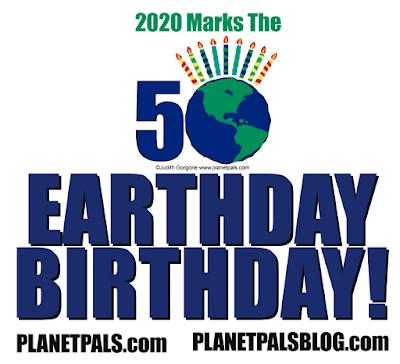 Happy Healthy Hopeful Earth Day 2020 50th Anniversary!