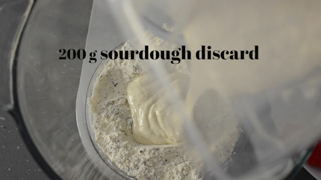 sourdough discard