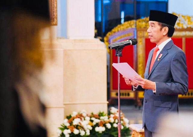 Tujuh Instruksi Presiden Jokowi untuk Polri