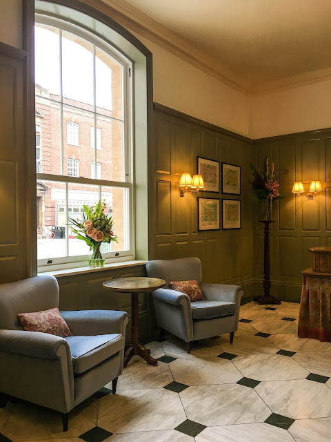 Checked in: University Arms Hotel, Autograph Collection, Cambridge
