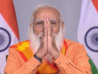 modi-thanks-to-up-for-panchayat-election