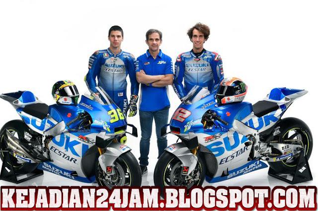 Virus Corona Covid 19 Hentikan Gairah Suzuki Di MotoGP